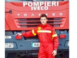 """MAI: """"În 2013 Andrei avea 14 ani. Era un tânăr fotbalist care urma să dea probe la Academia de Fotbal """"Gheorghe Hagi""""! Tatăl lui, pompier militar în orașul Fetești, îl încuraja din toată inima și îi spunea mereu: 31"""