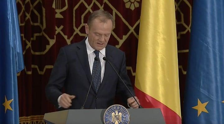 Ce scrie presa internațională, despre ceremonia de la Ateneu. Washington Post: Drama din spatele scenei acompaniază debutul României la preşedinţia UE 1