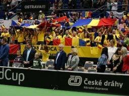 """FELICITĂRI! România bate Cehia și se califică în Semifinale! Simona Halep: """"Am avut niște emoții extraordinare. Nu am mai trăit niciodată așa ceva și mă bucur tare mult că ..."""" 23"""