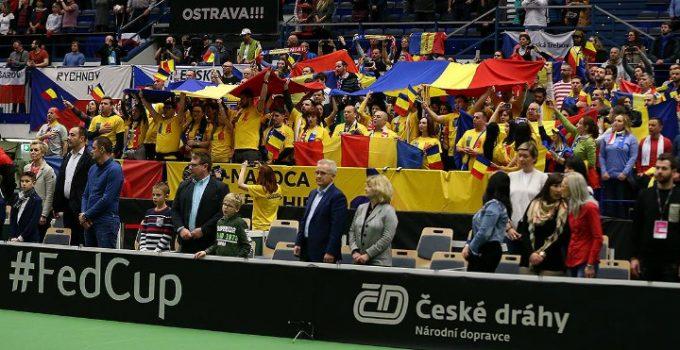 """FELICITĂRI! România bate Cehia și se califică în Semifinale! Simona Halep: """"Am avut niște emoții extraordinare. Nu am mai trăit niciodată așa ceva și mă bucur tare mult că ..."""" 7"""