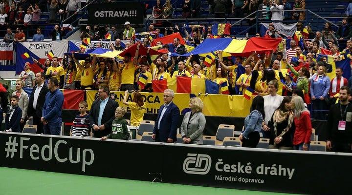 """FELICITĂRI! România bate Cehia și se califică în Semifinale! Simona Halep: """"Am avut niște emoții extraordinare. Nu am mai trăit niciodată așa ceva și mă bucur tare mult că ..."""" 1"""