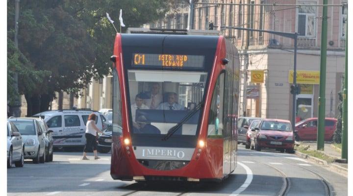 (Foto) Ce tramvaie a pregătit Astra Vagoane Arad pentru patru mari orașe din România, Cluj, Oradea, Arad și Galați 3
