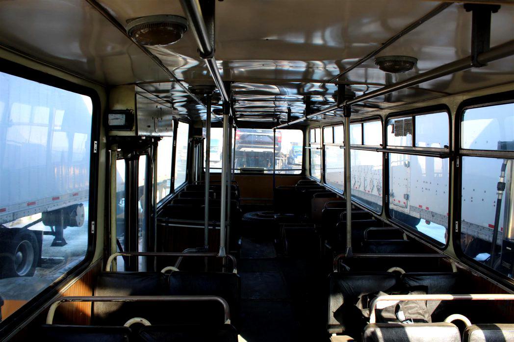 """(Foto) Ultimul autobuz DAC a ajuns la New York. Un militar american cu origini românești a plătit o avere pentru el. """"Mulți râdeau de mine pentru că devenisem mai român decât erau ei"""" 4"""
