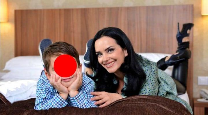 """Magda Vasiliu, despre băiețelul său vindecat de cancer. """"Fix acum un an, pe 10 octombrie, Vlad intra in sala de operatie. Acum, dupa un an, Vlad merge normal, se joaca, merge cu bicicleta, inoata...  Nu pot decat sa ..."""" 1"""