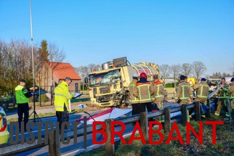 (Foto) Tragedie. 5 români au murit și alți 4 au fost răniți într-un grav accident de circulație produs în Olanda 2