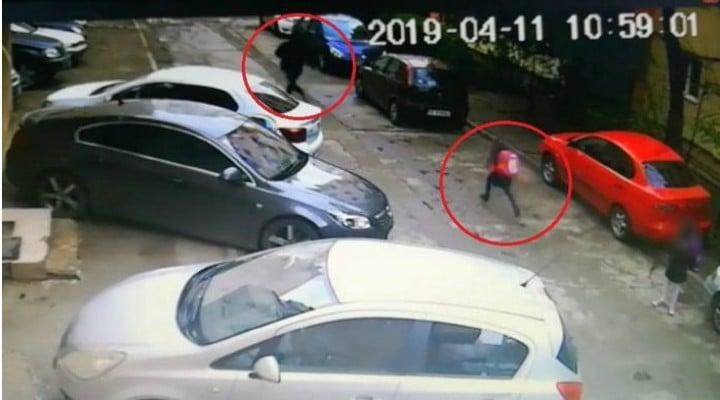 (Video) O fetiță de nouă ani din România, tâlhărită de un recidivist, a fugit după agresor. Ce spune Poliția 1