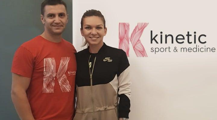 Simona Halep se tratează de hernie de disc în România. Ce spun medicii 1
