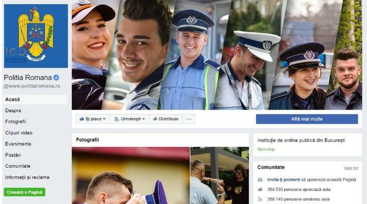 """TEORIE nouă. Conturile românilor pe Facebook nu au fost blocate de Poliția Română în scandalul plăcuțelor de înmatriculare. Petre Sarbu: """"Oameni buni, de AI ați auzit? Artificial Intelligence? Facebook folosește un 1"""