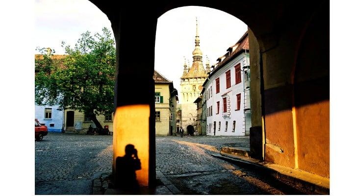 """(Foto) Orașul din România care îi impresionează și pe americani: """"Un oraș ca-n basme, parcă desprins din poveștile cu zâne"""" 3"""