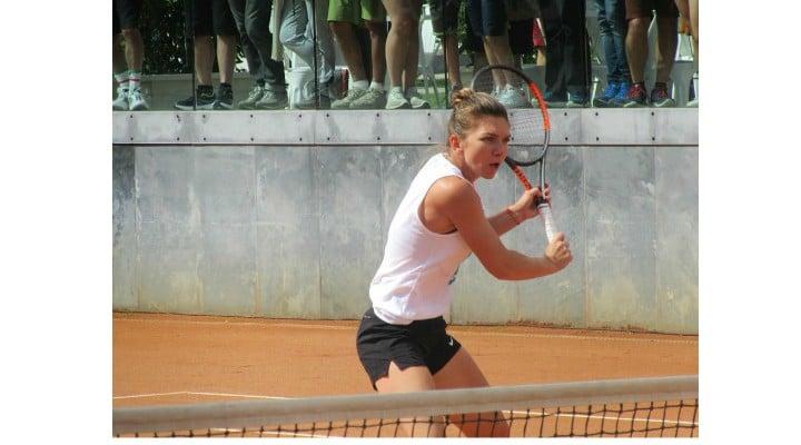 Simona Halep - Madison Keys, în optimi, la Roma. Organizatorii au anunţat ora de start 1