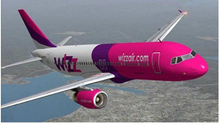 NOU! Wizz Air, rezervări de bilete de avion fără numele pasagerilor. Vezi cât este taxa pentru acest serviciu: 1