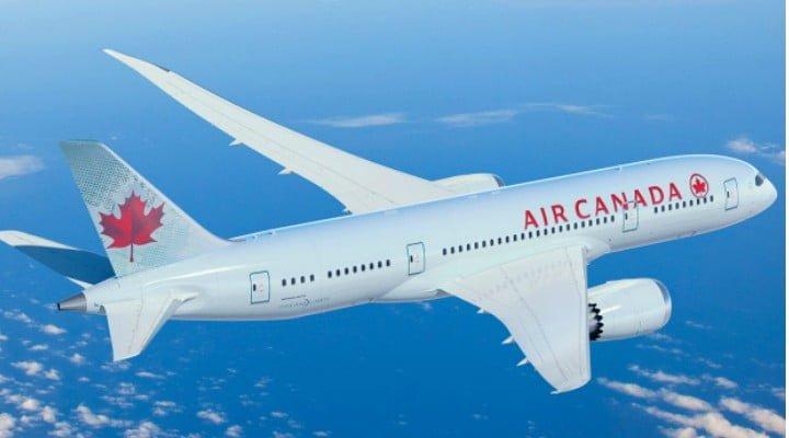 OFICIAL! Din România, zboruri directe către Toronto și Montreal cu Air Canada 3
