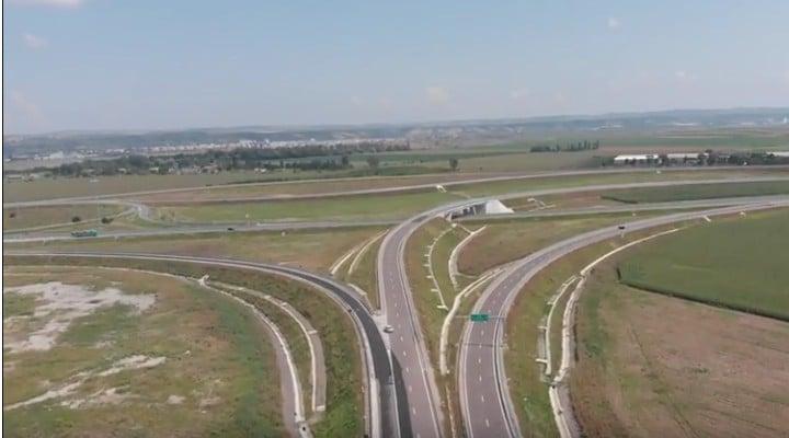 (Video) OFICIAL! România mai are 29 de kilometri de autostradă! Recepția Sebeș-Turda a fost semnată! Urmează deschiderea traficului 6